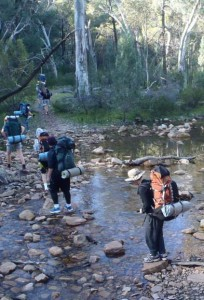 About Bushwalking Leadership South Australia