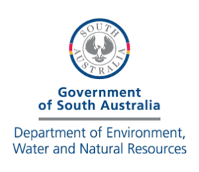 Department of Environment, Water and Natural Resources logo