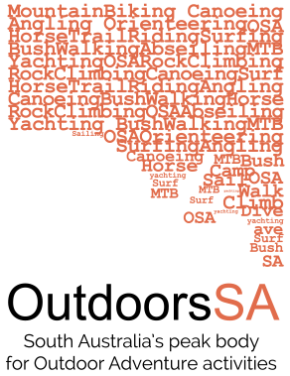 Outdoors SA logo